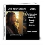 live your dream cover